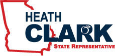 Vote Heath Clark